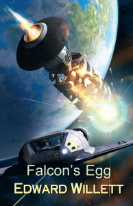 Falcon's Egg Cover