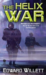 Helix War front cover